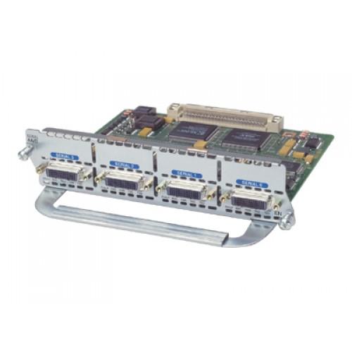 Cisco 4-Port Async/Sync Serial Network Module, NM-4A/S.